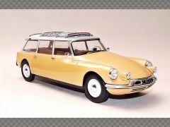 CITROEN ID19 BREAK | 1:24 Diecast Model Car