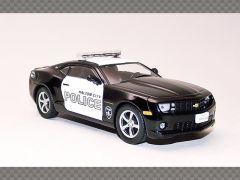 CHEVROLET CAMARO SS ~ POLICE | 1:43 Diecast Model Car