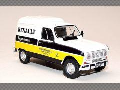 RENAULT 4F ~ DEALER VAN   1:43 Diecast Model Car