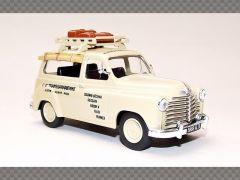 RENAULT COLORALE ~ ALGIERS TAXI ~ 1950 | 1:43 Diecast Model Car