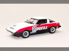 MAZDA RX-7 1980 BTCC | 1:43 Diecast Model Car