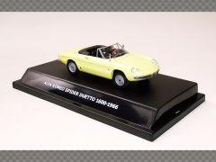 ALFA ROMEO DUETTO 1600 SPIDER ~ 1966 | 1:43 Diecast Model Car
