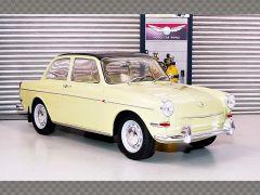 VOLKSWAGEN 1500S TYPE 3 ~ 1963 | 1:18 Diecast Model Car
