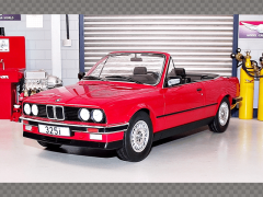 BMW 325i (E30) CONVERTIBLE ~ 1985| 1:18 Diecast Model Car
