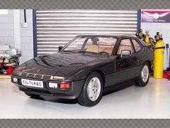 PORSCHE 924 TURBO ~ 1979 | 1:18 Diecast Model Car