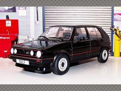 VOLKSWAGEN GOLF MK2 GTi ~ 1984   1:18 Diecast Model Car