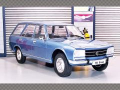PEUGEOT 504 BREAK  ~ 1976 | 1:18 Diecast Model Car
