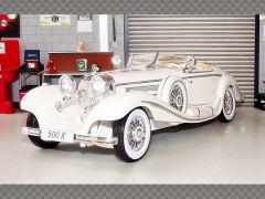 MERCEDES BENZ 500K SPECIAL ROADSTER 1936 | 1:18 Diecast Model Car