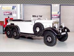 MERCEDES G4 (W31) ~ 1938   1:18 Diecast Model Car