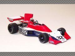 TYRRELL FORD 007 ~ SCHECKTER 1975 | 1:43 Diecast Model Car