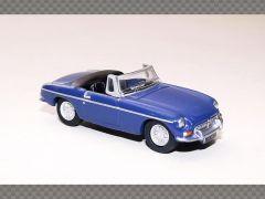 MGB ROADSTER   1:76 Diecast Model Car