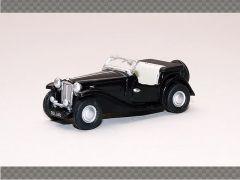 MGTC | 1:76 Diecast Model Car