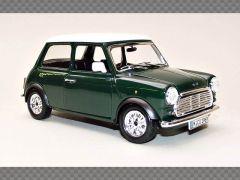 MINI COOPER 1969 ~ GREEN | 1:24 Diecast Model Car