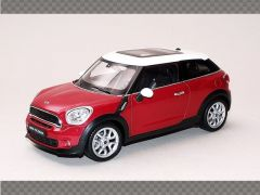 MINI COOPER S PACEMAN | 1:24 Diecast Model Car
