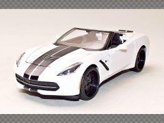 CHEVROLET CORVETTE STINGRAY ~ 2014 | 1:24 Diecast Model Car