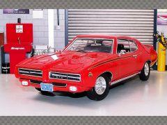 PONTIAC GTO JUDGE ~ 1969 | 1:18 Diecast Model Car
