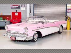BUICK ROADMASTER CONVERTIBLE ~ 1957   1:18 Diecast Model Car