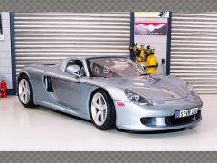 PORSCHE CARRERA GT | 1:18 Diecast Model Car