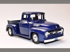 FORD F-100 PICK UP ~ 1956 |  1:24 Diecast Model Car