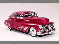 CHEVROLET AEROSEDAN FLEETLINE ~ 1948 | 1:24 Diecast Model Car