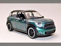 MINI COOPER S COUNTRYMAN 2011 | 1:24 Diecast Model Car