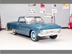 FORD RANCHERO ~ 1960 | 1:24 Diecast Model Car