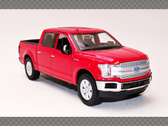 FORD F-150 LARIAT CREW CAB | 1:24 Diecast Model Car