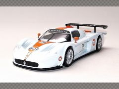 MASERATI MC12 CORSA ~ GULF | 1:24 Diecast Model Car