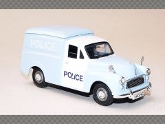 MORRIS MINOR VAN ~ GLASGOW POLICE | 1:43 Diecast Model Car
