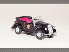 MORRIS 8 TOURER NOTTINGHAM CITY POLICE | 1:76 Diecast Model Car