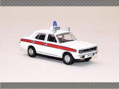 MORRIS MARINA CHESHIRE POLICE | 1:76 Diecast Model Car