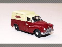 MORRIS MINOR 1000 ~ BRITISH RAIL | 1:76 Diecast Model Van