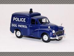 MORRIS MINOR 1000 POLICE VAN | 1:43 Diecast Model Car