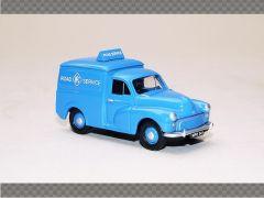 MORRIS MINOR VAN RAC | 1:76 Diecast Model Car