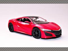 ACURA NSX ~ 2017 | 1:24 Diecast Model Car