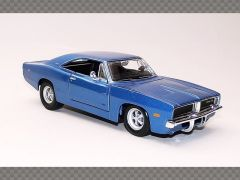 DODGE CHARGER R/T ~ 1969 | 1:25 Dicast Model Car