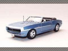 CHEVROLET CAMARO SS396 CONVERTIBLE ~ 1968   1:24 Diecast Model Car