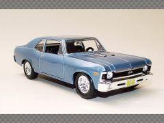 CHEVROLET NOVA SS ~ 1970 | 1:24 Diecast Model Car
