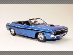 DODGE CHALLENGER R/T CONVERTIBLE ~ 1970 | 1:24 Diecast Model Car