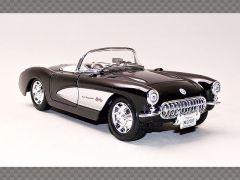 CHEVROLET CORVETTE ~ 1957   1:24 Diecast Model Car