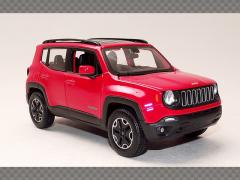 JEEP RENEGADE ~  2017   1:24 Diecast Model Car
