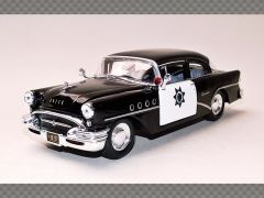 BUICK CENTURY - CALIFORNIA POLICE HIGHWAY PATROL | 1:24 Diecast Model Car