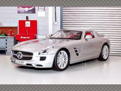 MERCEDES SLS AMG (C197) | 1:18 Diecast Model Car
