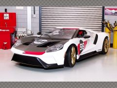 FORD GT HERITAGE ~ 2021 | 1:18 Diecast Model Car
