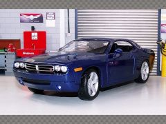 DODGE CHALLENGER CONCEPT | 1:18 Diecast Model Car