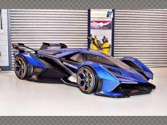 LAMBORGHINI LAMBO V12 VISION GT N63 ~ 2020 | 1:18 Diecast Model Car