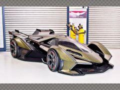 LAMBORGHINI LAMBOV12 VISION GT N63 ~ 2020   1:18 Diecast Model Car