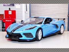 CHEVROLET CORVETTE STINGRAY ~ 2020   1:18 Diecast Model Car