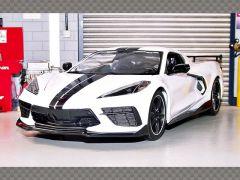 CHEVROLET CORVETTE STINGRAY C8 ~ 2020   1:18 Diecast Model Car