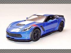 CHEVROLET CORVETTE GRAND SPORT ~ 2017   1:24 Diecast Model Car